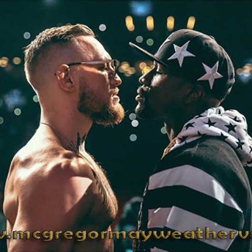Mayweather McGregor: an interesting profile on uID.me