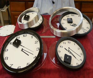 Clock Building Kits