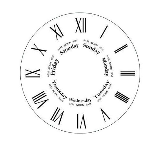Clock  Parts (clockpartsdials)