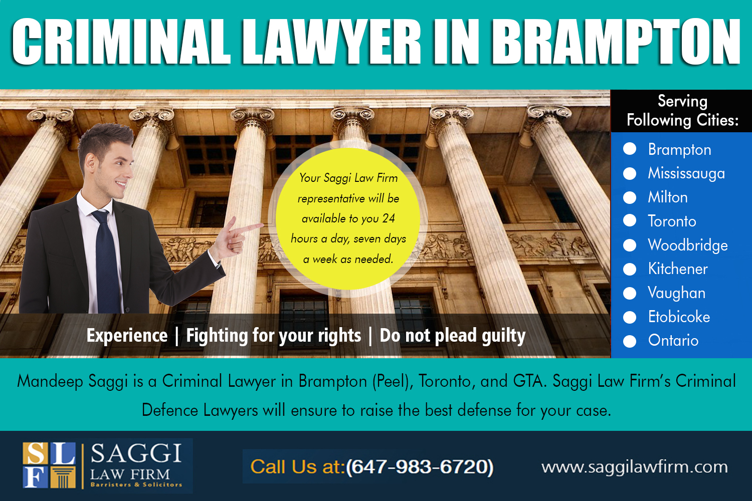 Brampton Criminal Lawyer Mandeep  Saggi (bramptoncriminallawyer)